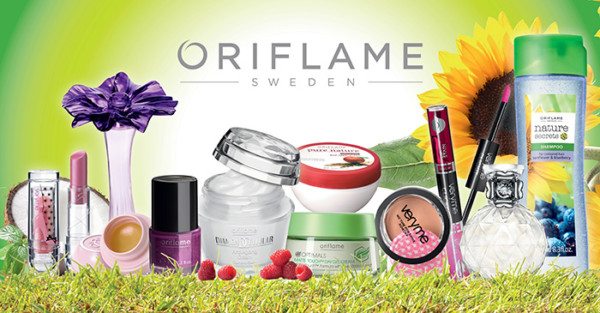 catalogue promotion oriflame