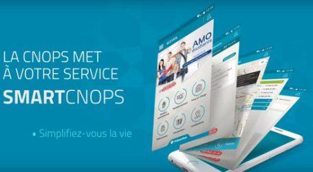 Smart Cnops : application pour les assurés AMO
