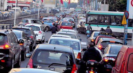 Casablanca : la circulation plus chaotique en 2017!