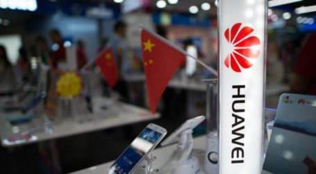 Huawei au Mobile World Congress Shangai 2018