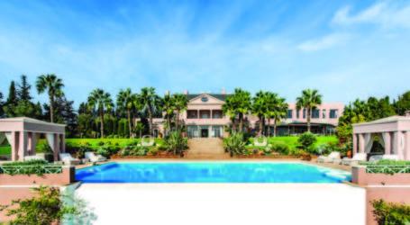Villa Soraya…pour les gens de Rabat!
