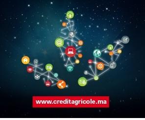 Crédit Agricole du Maroc se lance dans le digital