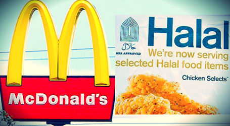 Mc Donald's doublement halal!