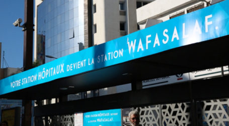 Casablanca : Les stations du tram mises en vente!