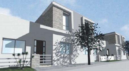 Maquette de villas économique à 250.000 à Oujda (Photo L'Economiste)