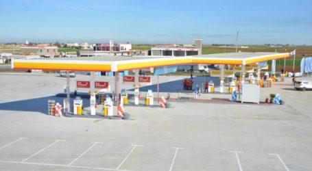La plus grande station Shell en Afrique est doukkalie