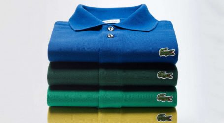 Lacoste s'installe au Tanger City Mall
