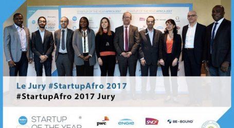 ANNONCE DES LAUREATS DU CONCOURS DE LA STARTUP AFRICAINE 2017