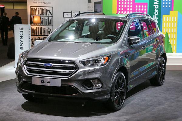 Ford Kuga 2017 disponible au Maroc   Consonews - Premier ...