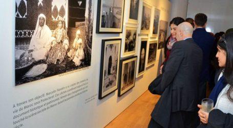 Photo: Flandrin exhibé à la Galerie Banque Populaire