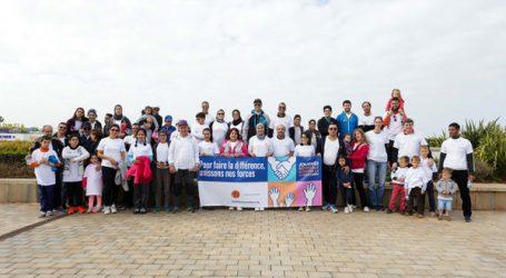 Pfizer Maroc a organisé une marche contre le cancer!
