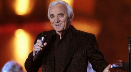 A 93 ans, Aznavour ouvre Mawazine!