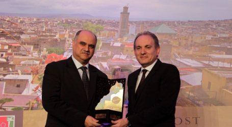 Fès-Meknès reçoit le prix Tourisma Post 2016