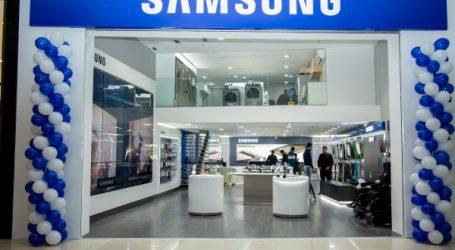 Samsung rouver son brand shop emblématique du Morocco Mall