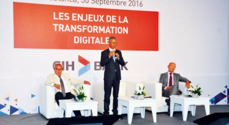 CIH Bank se dit plus digital que les autres!