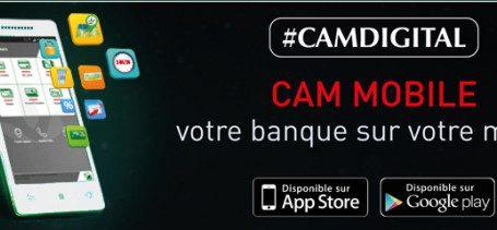 CAM Mobile, votre banque sur votre téléphone