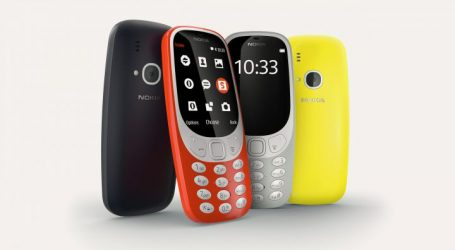 Le nouveau Nokia 3310 officiellement révélé