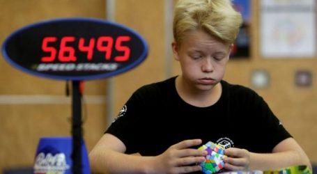 Casse-têtes: la première compét' Rubik's Cube au Maroc ce dimanche