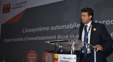 Attijariwafa bank renforce son engagement auprès de l'écosystème  automobile