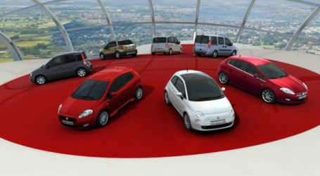 Fiat inaugure son méga-showroom en avril