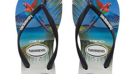 Havaianas : les tongs d'été en mode slim