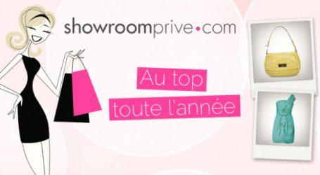 ShowroomPrive.com débarque au Maroc