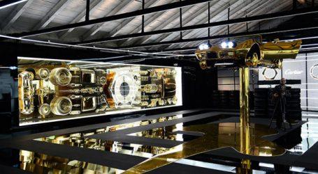 Cartier Precious Garage – Salone del Mobile de Milan