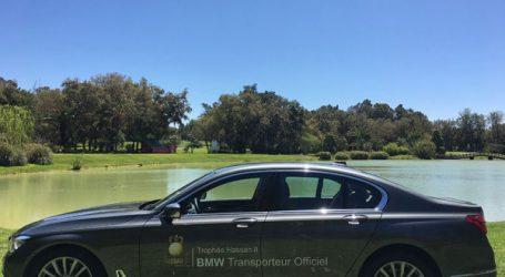 BMW transporteur officiel de l'association du Trophée Hassan II