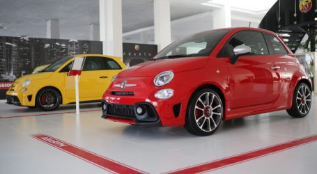A Casablanca, FIAT inaugure son plus grand showroom d'Afrique