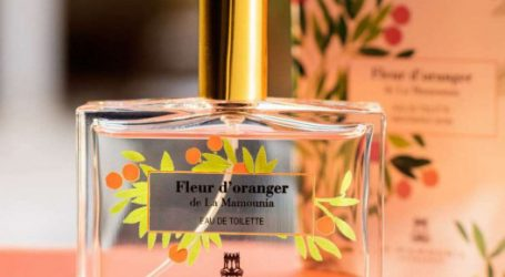 La Mamounia lance ses propres parfums
