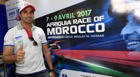 WTCC Afriquia Race: Mehdi Bennani 3ème