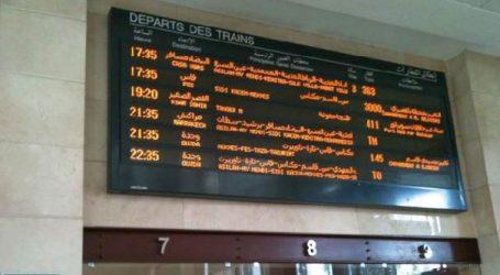 ONCF : 13,6 jours de retard en 2015!