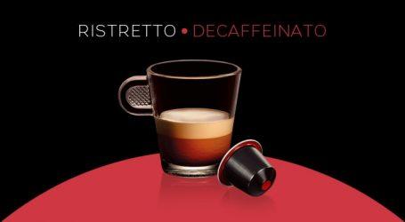 Nespress lance le Ristretto en version décaféiné