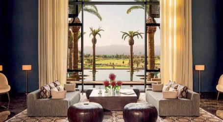 Un Fairmont Hotel à Marrakech dès mai!