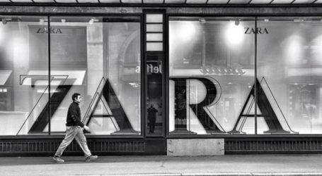 Zara vient de lancer aujourd'hui sa boutique en ligne au Maroc
