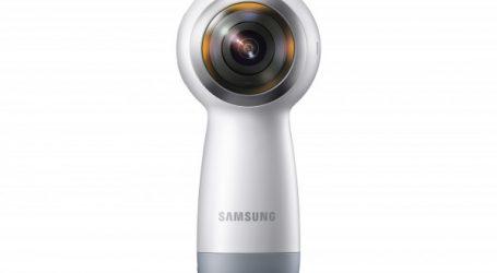 Samsung dévoile le nouveau Gear 360