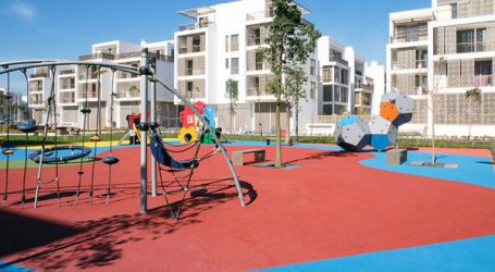 Eagle Hills achève la construction de la première phase  de La Cité des Arts et Métiers (PHOTOS)