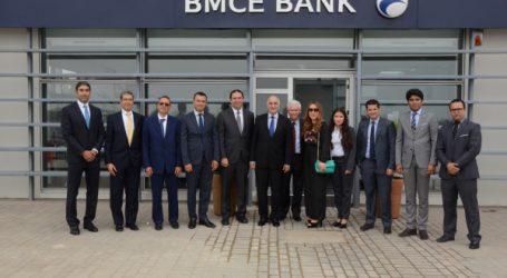 BMCE Bank ouvre la première agence bancaire de l'Atlantic Free Zone