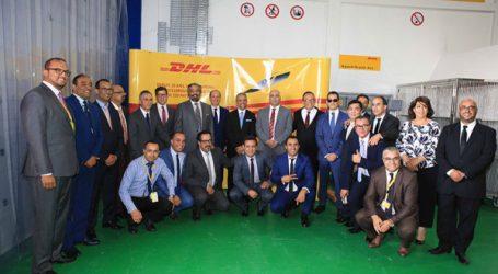 DHL investit plus de 10 MDH à l'aéroport Ibn Battouta de Tanger (PHOTOS)