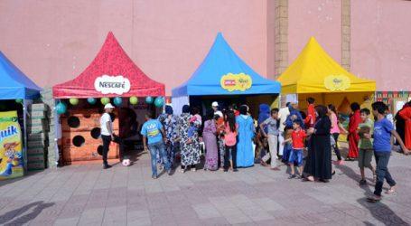 Nestlé Maroc organise son Moussem en faveur les Mellalis