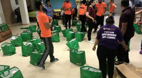 City club s'allie aux bénévoles de feu Mohamed M'jid pour les « Ftours du cœur » (PHOTOS)