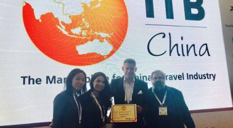 """« Morocco Golf Services » a remporté un Award """"des meilleurs services"""" en Chine"""