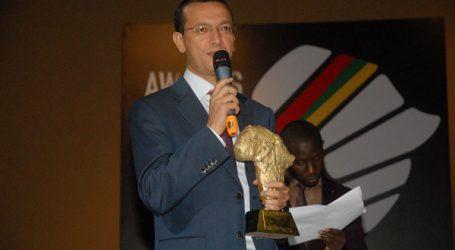 PHARMA 5 REÇOIT LE HUB AFRICA AWARD