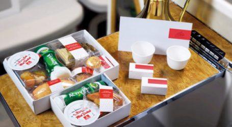 Emirates dévoile son menu Iftar