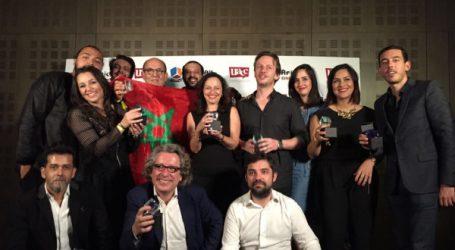 African Cristal Festival : l'agence Saga cartonne