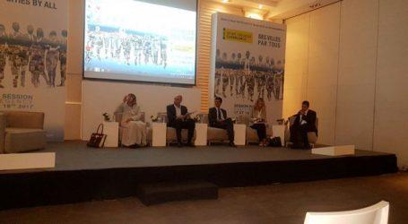 FENIE BROSSET EXPOSE SES REALISATIONS AU SMART CITY EXPO A CASABLANCA