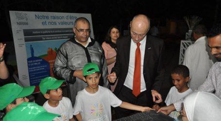 Nestlé renforce son engagement aux côtés de l'association Al Ihssane