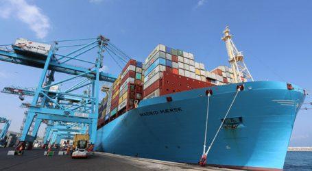 APM Terminals Tangier reçoit le géant « Madrid Maersk » (PHOTOS)