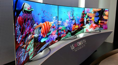 La TV OLED LG de nouveau primée aux EISA Awards
