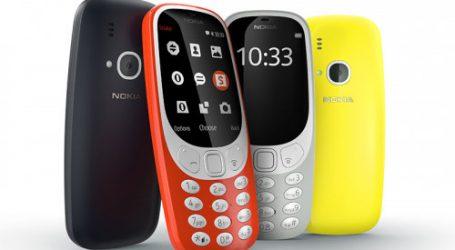 Le Nokia 3310 est de retour! (PHOTOS)